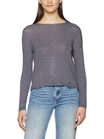 Selena Long Sleeve Stripe Top