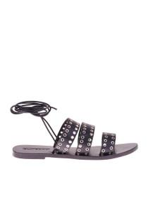 Union Grommet Strappy Sandal