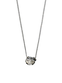 Moon Rock Pendant Necklace