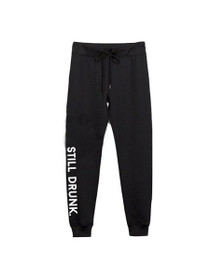Still Drunk Graphic Jogger Sweatpants