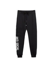 Anti Social Graphic Jogger Sweatpants