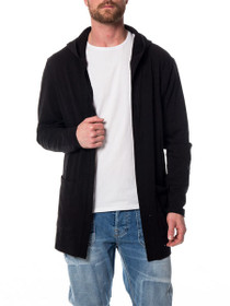 Noki Hooded Long Cardigan