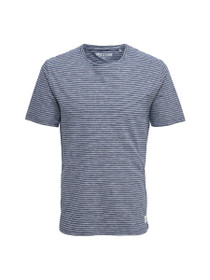 Sejr Short Sleeve Regular Stripe Tee