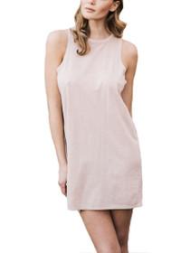 Kate Lace-Up Slip Dress