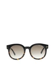 Janina Round Sunglasses