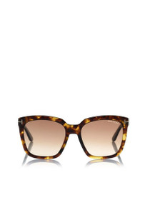 Amarra Oversized Square Sunglasses