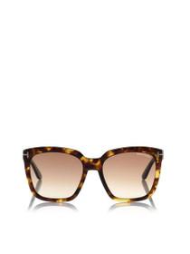 Amarra Oversized Square Sunglasses