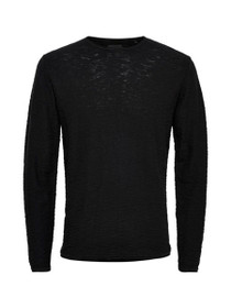 Enter Long Sleeve Lightweight Knit Pullover