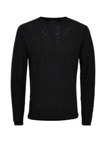 Enter Long Sleeve Lightweight Knit Pullover