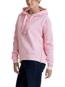 Ashley Long Sleeve Double Zipper Hoodie