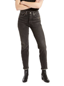 Wedgie Icon Fit High Waist Denim in DeeDee