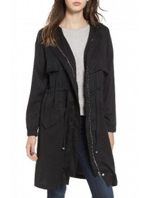 Tyler Zip Trench Coat