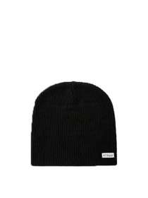 Fitted Knit Ribbed Beanie