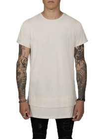 Layered Short Sleeve Tee