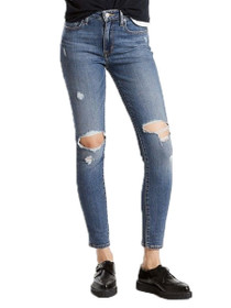 721 High Rise Skinny Denim in Make Or Break