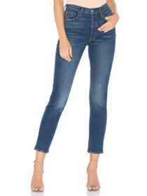 Karolina High Waist Skinny Denim in Joan Jett