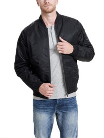 Abas Zip Bomber Jacket
