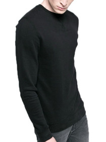 Moncton Long Sleeve Crew Neck Sweatshirt