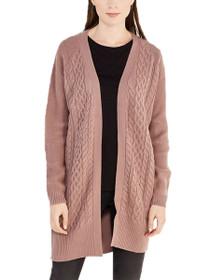 Rabbit Long Sleeve Cardigan Knit
