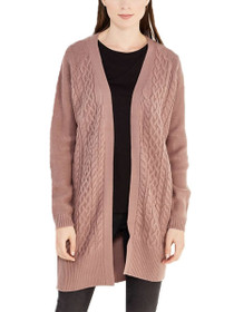 Rabbit Long Sleeve Cardigan Knit