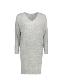 Maye Long Sleeve V-Neck Dress