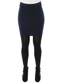 Becky Lisa Knit Pencil Skirt