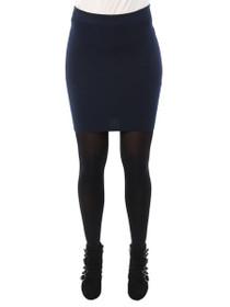 Becky Lisa Knit Pencil Skirt