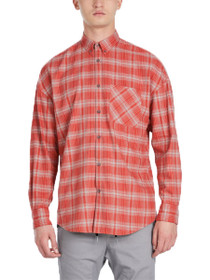 Rugger Long Sleeve Button Down Shirt