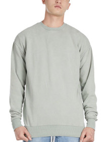 Rugger Crew Neck Long Sleeve Sweater