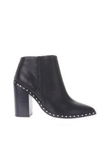 Ajax Studded Heeled Boot