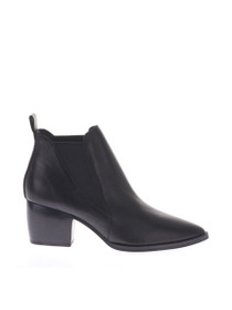 Bruno Pointed Toe Heeled Boot