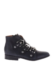Maxwell Buckle Boot II