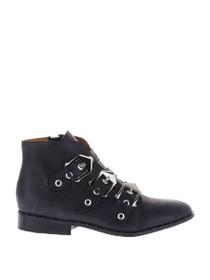 Maxwell Buckle Boot II