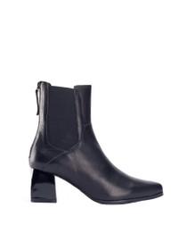 Ronda Pointed Toe Heeled Boot