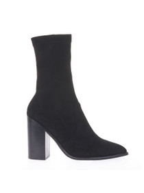Alexandria Pointed Toe Fitted Boot