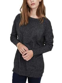 Colma Brilliant Long Sleeve Oversized Blouse