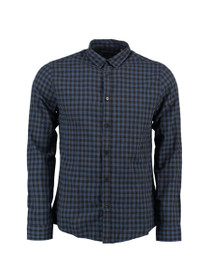 Gordey Long Sleeve Checked Shirt