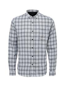Gian Long Sleeve Checked Shirt