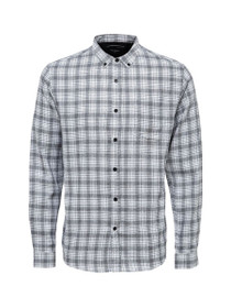 Gian Long Sleeve Checked Shirt