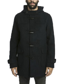 Ebbe Hooded Zip Duffelcoat