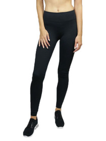 Vitality Full Length Compression Legging in Black