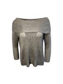 Keep Me Close Cowl Neck Knit Sweater