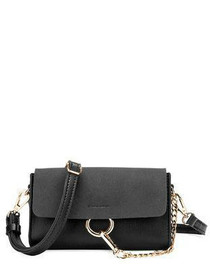 Issa Crossbody Mini Bag in Black