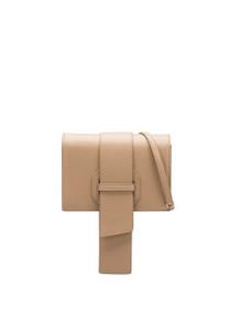 Josephine Small Crossbody Vegan Bag in Tan