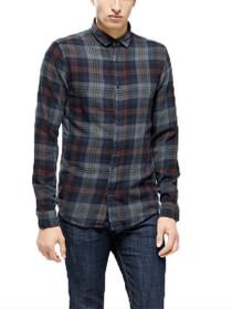 Thiery Long Sleeve Check Shirt