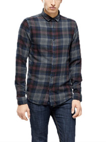Thiery Long Sleeve Check Shirt
