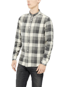 Ashwin Long Sleeve Checked Shirt