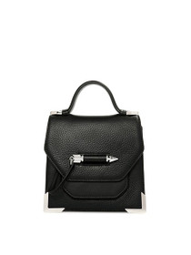 Rubie Leather Crossbody Bag