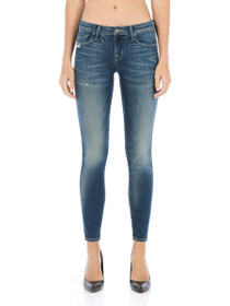 Mila Skinny Denim in Abington