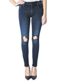 Sola Distressed Skinny Denim in Selfridges